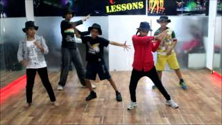 Honey Singh | Desi Kalakaar | Love Dose | Dance Choreography for kids by Dansation Dance Studio