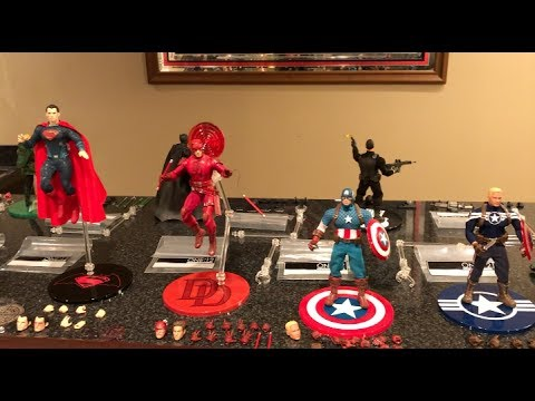 Episode 149 - MY MEZCO COLLECTION!!! Cincy Nerd's ONE:12 COLLECTIVE Action Figure Toys!