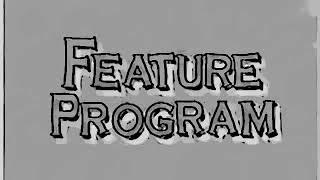 Feature Program (Heavy Scary)