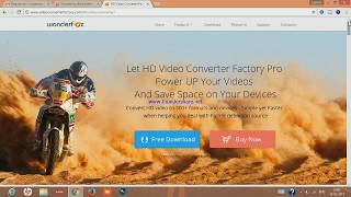 HD Video Converter Factory Pro | WonderFox Soft | Full Software Review