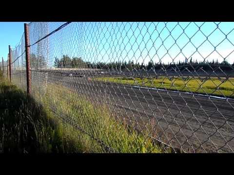 Alaskan Hillbilly Stock Car Racing Kenai June 2014