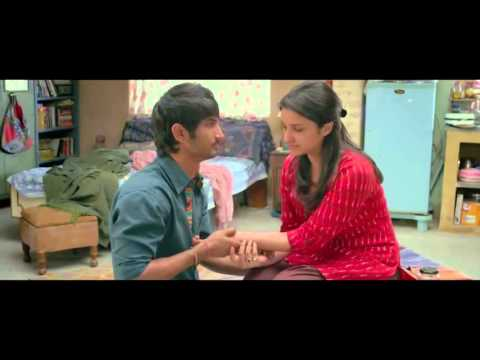 parineeti chopra kissing Sushant Singh Rajput in SUDDH DESI ROMANCE   HD
