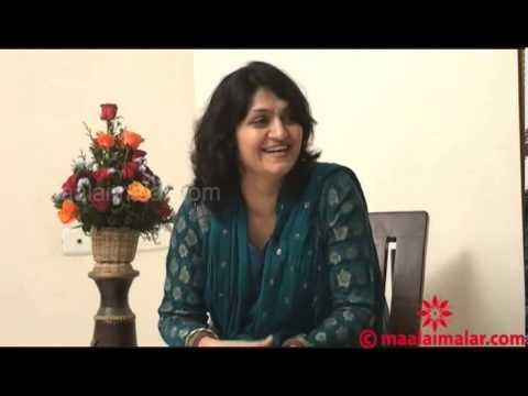 Celebrity interview videos - Singer Harini