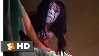 Ju-on 2 (8/8) Movie CLIP - The Ghost Between Her Legs (2003) HD