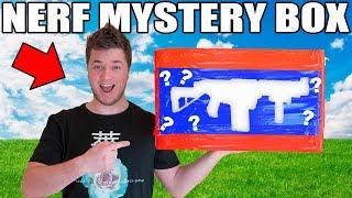 NERF EBAY MYSTERY BOX CHALLENGE!! 📦⁉️ $10,000 GOLDEN GUN?!?!