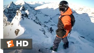 The Fourth Phase (2016) - Avalanche Scene (8/10) | Movieclips