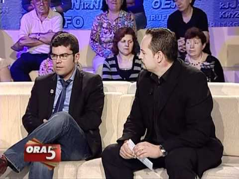 Ora 5 PM - 17 Maj 2012 - Vizion Plus - Talk Show