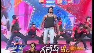 my choreography song garshana in (gemini tv show dancing stars) with my boys..