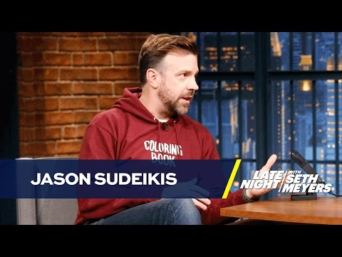 Jason Sudeikis Partied at the White House Until 4 A.M.