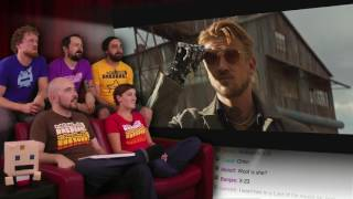 Logan Trailer   Emergency Show and Trailer September 2016