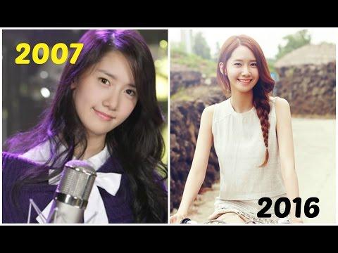 The Evolution of Yoona (2007-2016)
