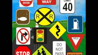 All About Traffic Signs