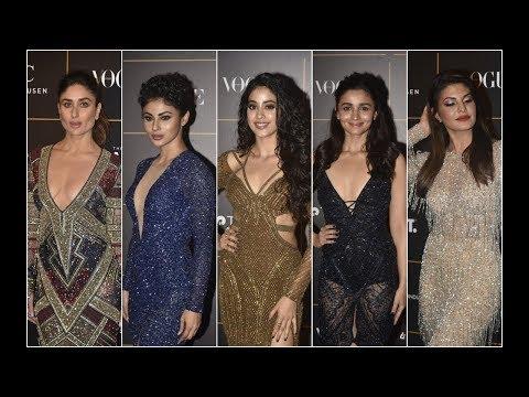 Xxx Mp4 Sexy Cleavage Dudh Of Actress Kareena Ileana Mouni Aliaa Vougewomenoftheyear 3gp Sex