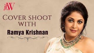 Baahubali Sivagami is close to my heart | Ramya Krishnan JFW Cover Shoot | JFW Photoshoot