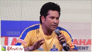 I'll pick  MS Dhoni as a defender in my dream kabaddi team - Sachin Tendulkar
