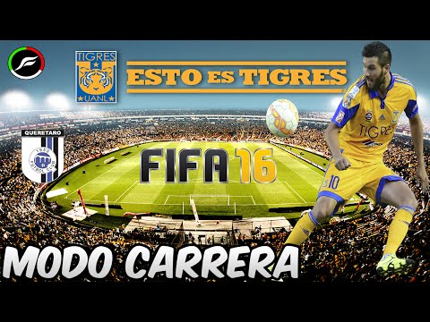 Xxx Mp4 FIFA 16 LIGA MX 2 0 TIGRES VS QUERETARO PARTIDO LOQUISIMO Y POR EL LIDERATO MODO CARRERA CAP 7 3gp Sex