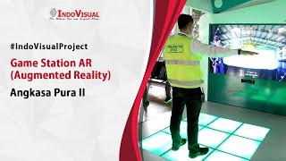 IndoVisual Project : Game Station AR (Augmented Reality) Di Angkasa Pura II