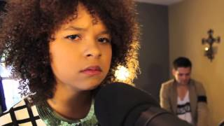 Rachel Crow - If I Were A Boy Live ft. The Johnsons