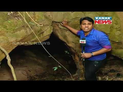 Mysterious Caves of Khandagiri