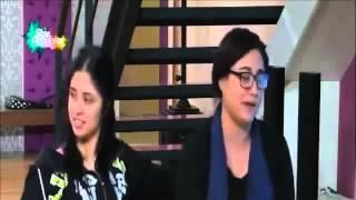 جلسة السوشيال ميديا نايت  غادة الجريدي 07  10  2014