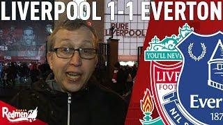 How Far Everton Have Fallen! | Liverpool v Everton 1-1 | Chris' Match Reaction