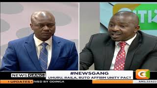 NEWS GANG | Kisumu welcomes Uhuru, Ruto [Part 1]