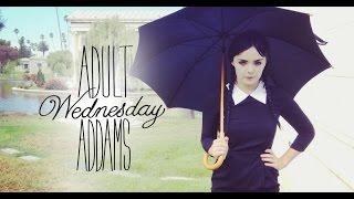 Adult Wednesday Addams Season 1