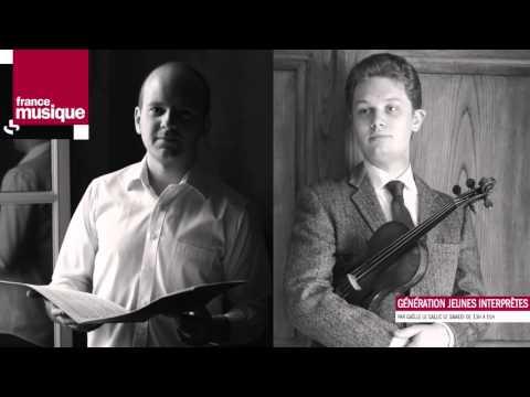 Sarasate - Les airs Bohémiens - En direct sur France Musique