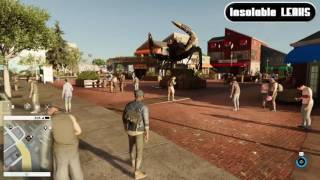 Download Watch Dogs 2 Beta Leak from E3 (NO SURVEY) (FREE)