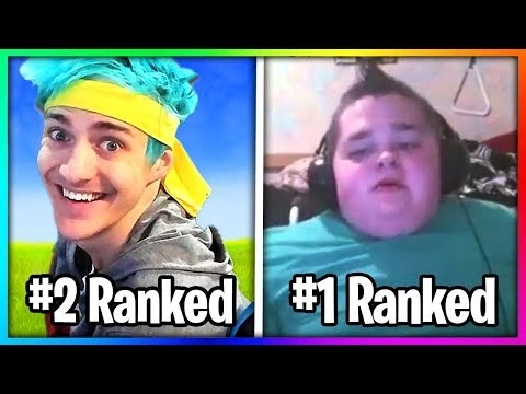 You Won t Believe Who is 1 Ranked Fortnite Player 2018