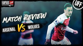 Arsenal 1-1 Wolves - Goal Review - FanPark Live