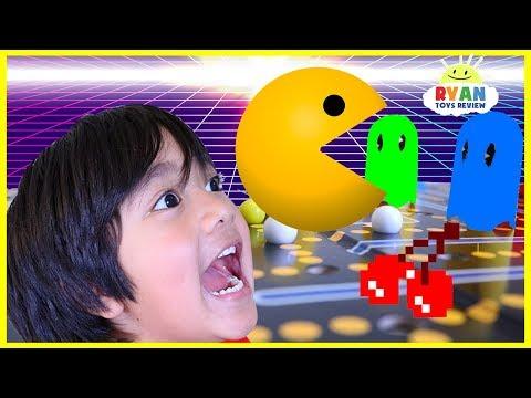 Xxx Mp4 Ryan Plays Vintage Pac Man Board Game 3gp Sex