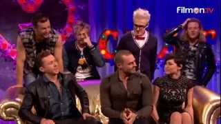 McBusted - Chatty Man 25.12.2014 (Chat+Game+Get Over It)