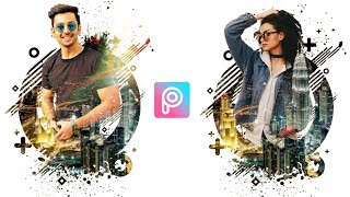 How To Make Explosion Manipulation Picsart iOS and Android PicsArt editing tutorial
