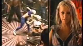 Christina Aguilera Making the video Dirrty