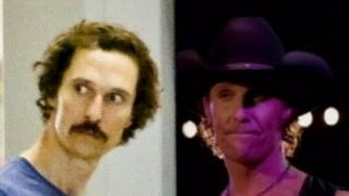 Matthew McConaughey Weight Loss: 'Magic Mike' Actor Skinny for New Movie 'The Dallas Buyer's Club'