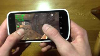 Counter Strike On Android! App Review (Galaxy Nexus)