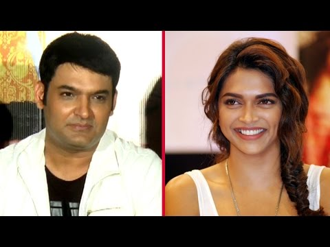 Kapil Sharma mentions about his love for Deepika Padukone