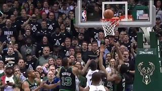 Giannis Antetokounmpo Hits Game-Winner | Celtics vs Bucks - Game 4 | 2017-18 NBA Season