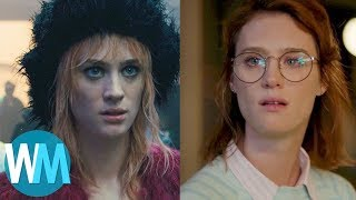Top 5 Reasons Why You Recognize Mackenzie Davis In Blade Runner 2049