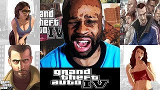 GTA 4 Funny Moments, Glitches, Rage, and Effed Up Clips! | SUBSCRIBE NOW! | xChaseMoney