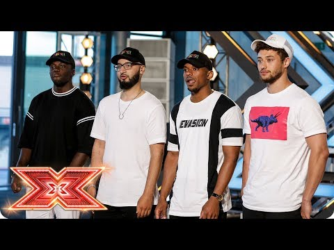 Xxx Mp4 The Judges Are Feeling Rak Su's First Audition Auditions Week 1 The X Factor 2017 3gp Sex