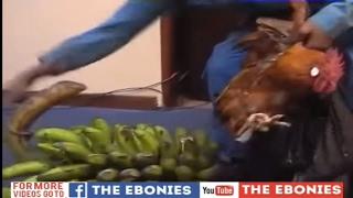 Eyasabye KFC bamuletedde enkonko enamu kusomelo (Ugandan drama) video