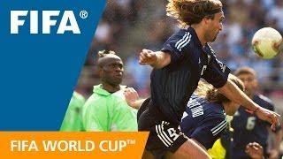 World Cup Highlights: Argentina - Nigeria, Korea/Japan 2002