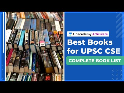Books for upsc 2019