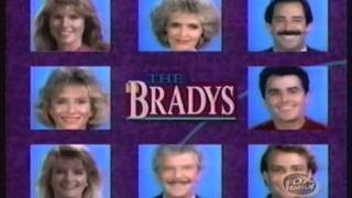 The Bradys (1990) All three opening themes.