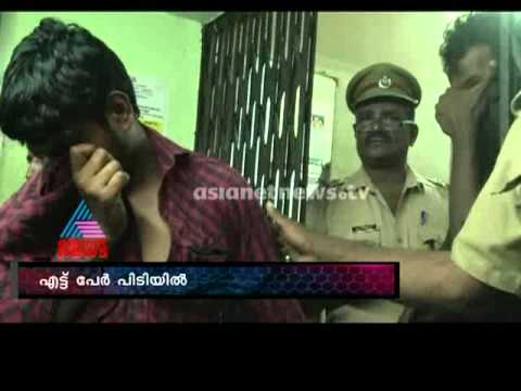Eight arrested for kidnap rape of minor girls