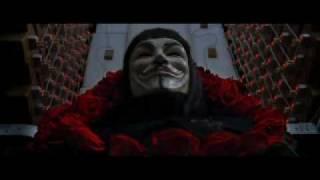 V for Vendetta 1812 Overture opening and ending scene