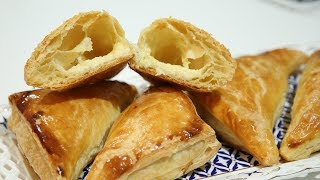 Cheese Stuffed Pastry Recipe - Heghineh Cooking Show