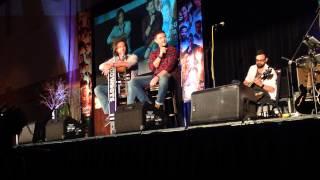 DallasCon 2015 Jared and Jensen Panel